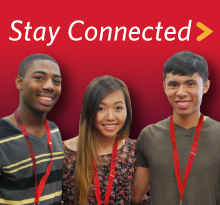 Stay Connected - Check out mySDSU and myGAP