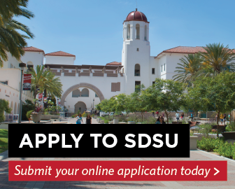 Apply to SDSU. Submit your online application today.