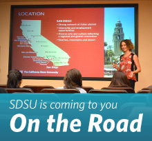 san diego state university application essay As you are looking for masters degree courses available in san diego state university here i am providing courses with their admission deadlines.