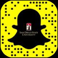 SDSU Admissions Snapchat