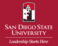 San Diego State University. Leadership Starts Here.