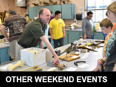 Other Weekend Events
