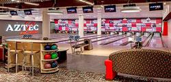 SDSU Aztec Lanes Bowling