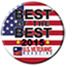Best of the Best 2015, U.S. Veterans Magazine