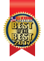 Best of the Best 2016 badge U.S. Veterans Magazine