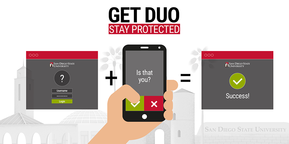 Get DUO - Stay protected.